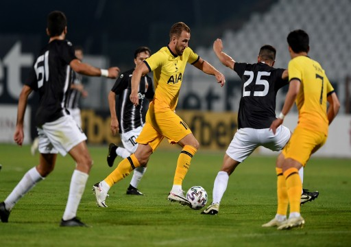 توتنهام ينجو من الخسارة وميلان يحقق الانتصار في الدوري الأوروبي