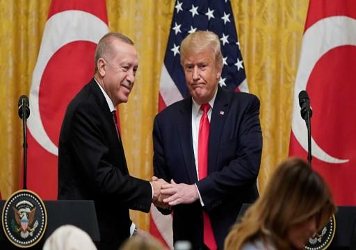 الرئاسة التركية: أردوغان وترامب يتفقان على التعاون بشأن ليبيا