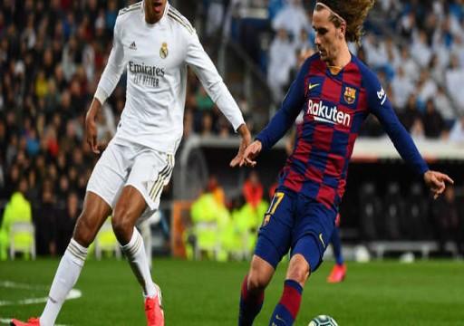 مدافع ريال مدريد: متحمسون جدا ونريد الفوز بكل شيء
