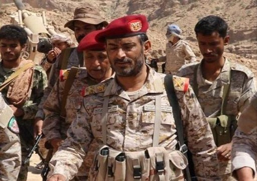 رئيس الأركان اليمني يتهم الحوثيين بالوقوف وراء هجوم مأرب