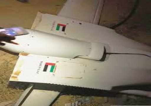 """قوات الوفاق الليبية تعلن إسقاط """"مسيّرة إماراتية"""" بمحور عين زارة"""