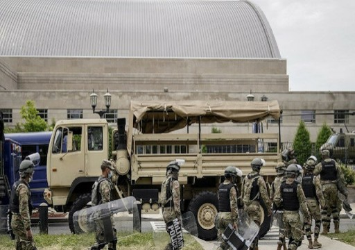 سي إن إن: إدارة ترامب تطلب 10 آلاف جندي لمواجهة احتجاجات واشنطن