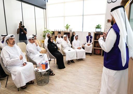 دبي.. 9 مبادرات حكومية مشتركة ضمن بناة المدينة