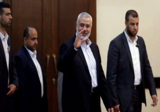 وفد من حماس برئاسة هنية يزور موسكو مطلع مارس المقبل