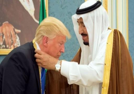 ترامب يقول إن بلاده جاهزة للرد على هجوم منشأتي نفط سعوديتين