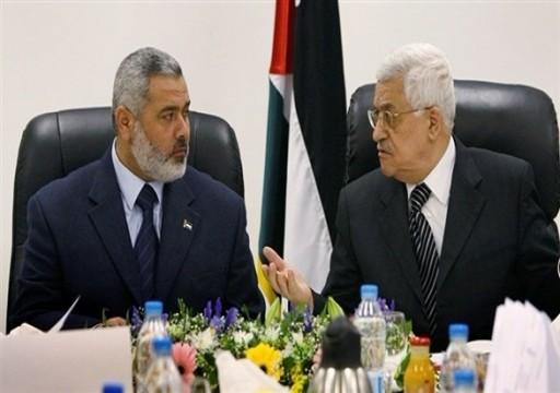 """عباس يتهم دولاً عربية بـ""""الخذلان"""".. وهنية يدعو لإنهاء اتفاقية """"أوسلو"""""""