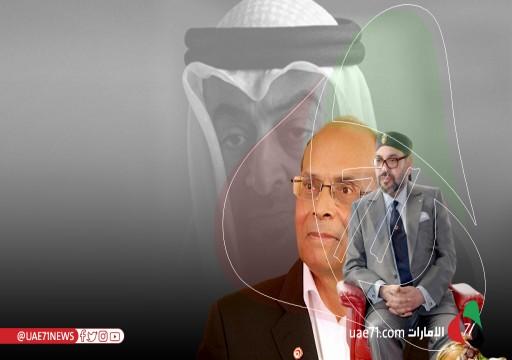 المرزوقي: الثورة المضادة بقيادة أبوظبي  تستهدف المغرب أيضا