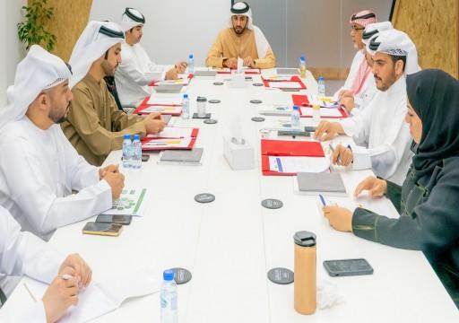 """بلدية عجمان توجه بإنجاز جميع معاملات أهالي """"مصفوت"""" و""""المنامة"""""""