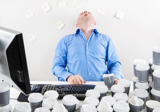 العشق القاتل.. 9 أعراض مزعجة للإفراط في تناول القهوة