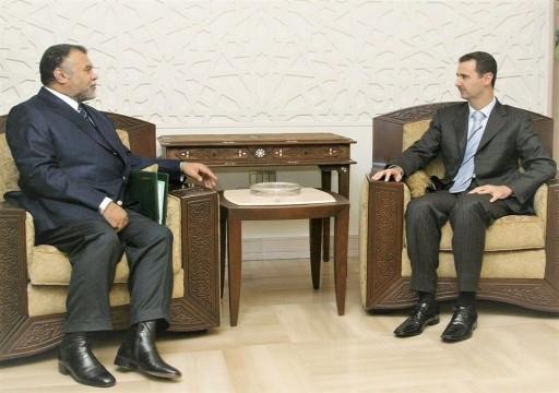رئيس الاستخبارات السعودي الأسبق يكشف وقائع فساد للأسد