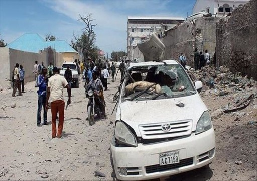 الصومال.. ارتفاع حصيلة قتلى تفجير كسمايو إلى 26 شخصا