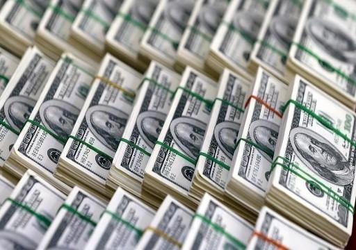 ارتفاع استثمارات دول الخليج بالسندات الأمريكية للشهر الثالث