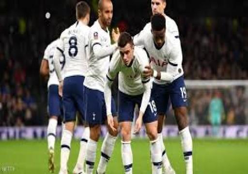 توتنهام يتجاوز ميدلسبره بصعوبة في كأس الاتحاد الإنجليزي ونيوكاسل يتأهل