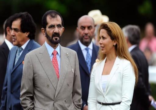 الغارديان: معركة قضائية في لندن بين حاكم دبي وزوجته