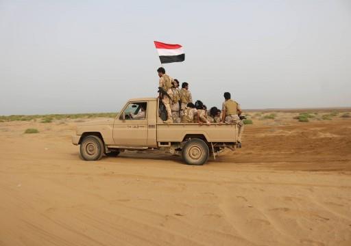 مقتل 45 حوثياً في معارك مع الجيش اليمني بمحافظة مأرب