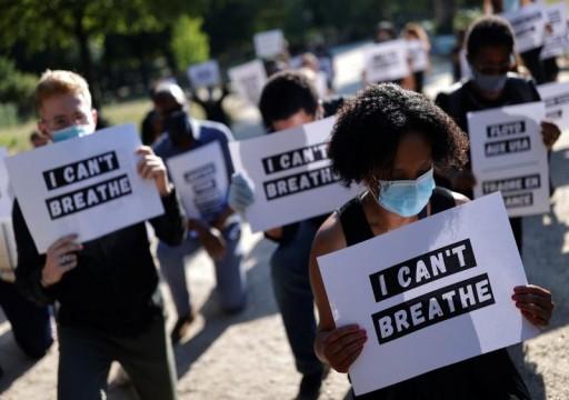 فرنسا تحظر احتجاجات عند السفارة الأمريكية وبرج إيفل في باريس