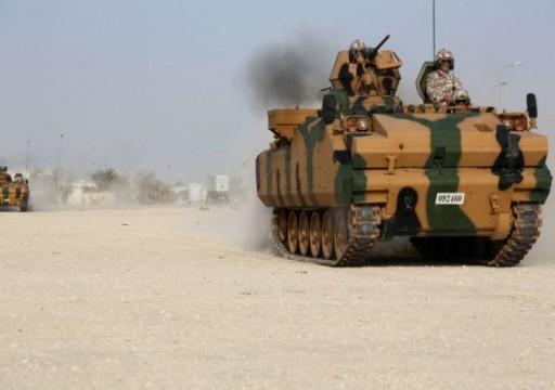 تركيا تفتتح قاعدة عسكرية جديدة في قطر الخريف القادم
