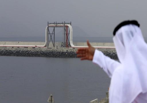 الإمارات تحذّر من صدمات نفطية محتملة بسبب انخفاض الأسعار
