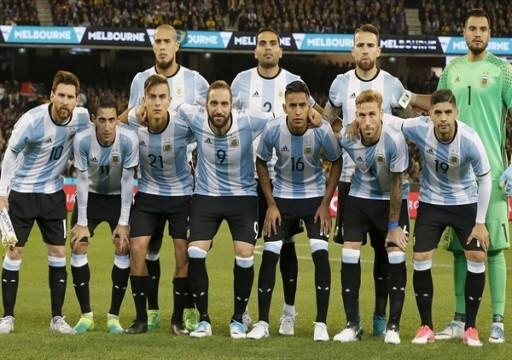 استعداداً لأمم أوروبا.. ألمانيا تواجه الأرجنتين ودياً أكتوبر المقبل