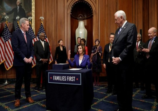 الكونغرس الأمريكي يبحث إجراءات إضافية لمواجهة تفشي كورونا