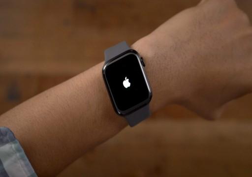 """ساعة """"أبل"""" تكافح كورونا بتحديث برمجي جديد"""