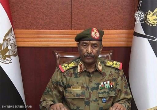"""انقلاب السودان.. قائد الجيش: رئيس الحكومة في منزلي """"حفاظاً على سلامته"""""""
