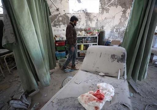 هجوم واسع للحلف الروسي ـ السوري ـ الإيراني ومقتل العشرات من «الحرس الثوري»