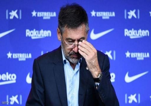 تقارير إسبانية: رئيس برشلونة يقترب من ترك منصبه
