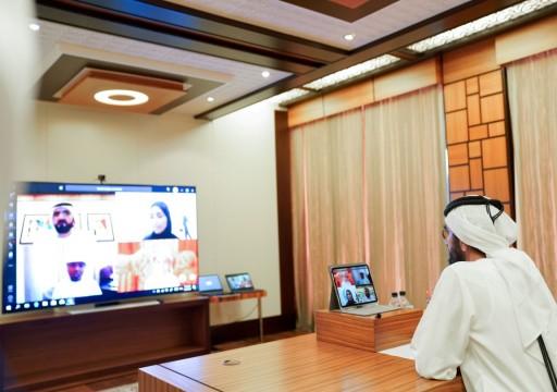 أبوظبي تشطب تصريحات مهمة لنائب رئيس الدولة الشيخ محمد بن راشد