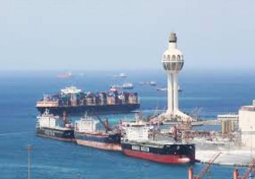 موانئ دبي تعلن عن تطویر وتشغیل محطات الحاویات بمیناء جدة الإسلامي