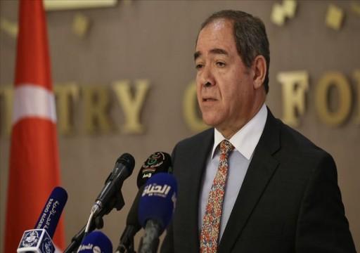 وزير الخارجية الجزائري يزور السعودية والإمارات لبحث الملف الليبي