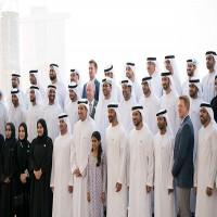 محمد بن زايد: الإمارات بقيادة خليفة تمضي قدماً في مسيرة التطور والازدهار