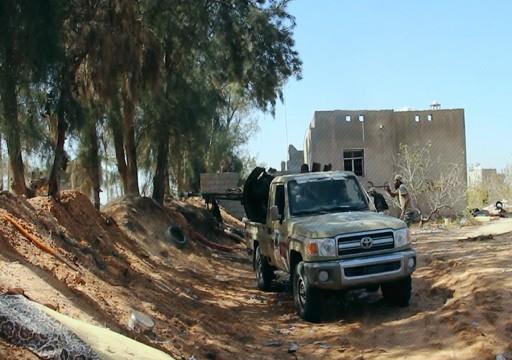 ليبيا.. قوات الوفاق تسيطر على أجزاء واسعة جنوبي طرابلس