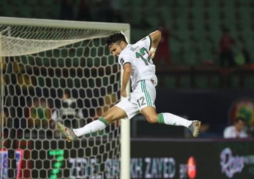 أمم إفريقيا.. الجزائر تحقق الانتصار الثالث على التوالي