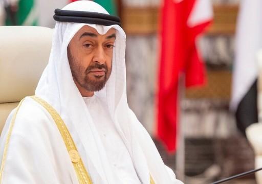 محمد بن زايد: الإمارات قادرة على اجتياز أزمة كورونا