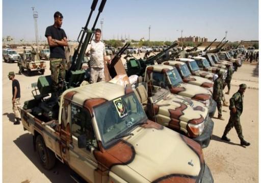 الولايات المتحدة تتهم روسيا بمواصلة انتهاك حظر توريد السلاح إلى ليبيا