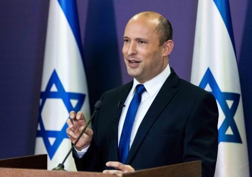 رئيس وزراء الاحتلال يعلن عزمه زياره أبوظبي قريباً