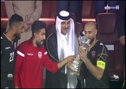 البحرين بطلًا لكأس الخليج للمرة الأولى بفوز على السعودية