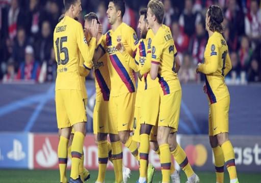 برشلونة يقلب تأخره أمام ليجانيس إلى فوز في الدوري الإسباني