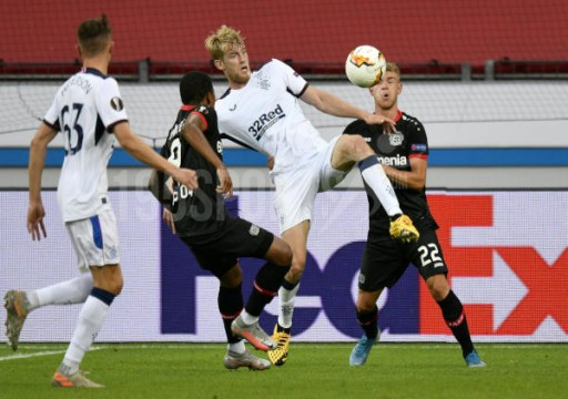 اشبيلية وليفركوزن يتأهلان لدور الثمانية في الدوري الأوروبي