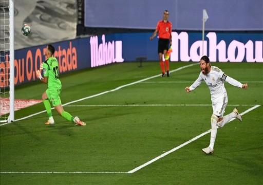 ريال مدريد يبتعد بالصدارة بفوز صعب على خيتافي