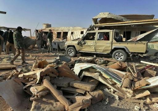 بعد الرياض والمنامة.. أبوظبي تعلن تأييدها للضربات الأمريكية في العراق