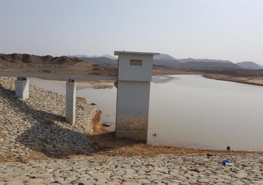 سدود الدولة تخزن مليون متر مكعب من مياه الأمطار