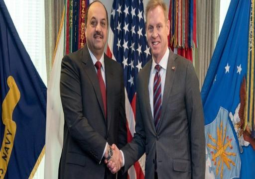 مباحثات عسكرية بين قطر والبنتاغون لتعزيز العلاقات