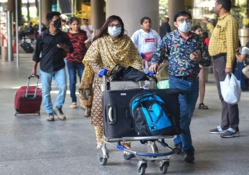 بسب كورونا.. 200 ألف هندي يسجلون إلكترونياً لمغادرة الإمارات