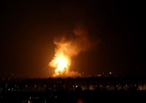 العراق.. سقوط 4 صواريخ داخل قاعدة عسكرية قرب بغداد
