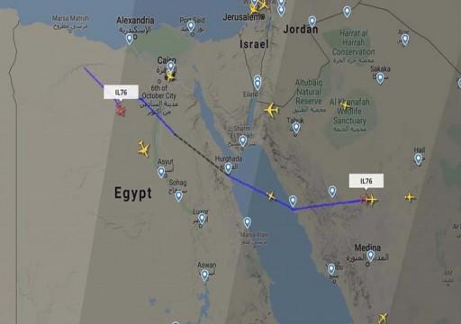 بعد ساعات من ضبط سفينة وقود إماراتية.. الجيش الليبي يرصد طيرانا إماراتيا فوق سرت ومصراتة