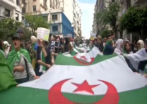 الجزائر تشكل لجنة للإشراف على حوار وطني وإجراء انتخابات رئاسية
