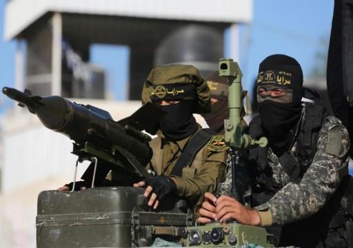 الجهاد الإسلامي تحمل الاحتلال تداعيات استشهاد أحد عناصرها بغزة