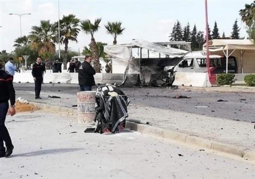 تونس.. مقتل أمني في هجوم انتحاري بمحيط السفارة الأمريكية